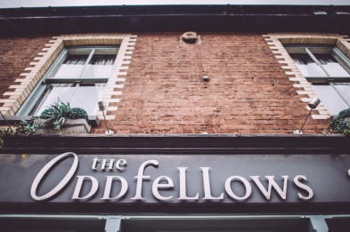 Oddfellows Exeter. Owners Yvan and Faye Williams PICTURE BY MATT AUSTIN 07519 647890 maustinpics@gmail.com www.mattaustinimages.photoshelter.com copyright Matt Austin.